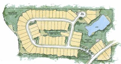 Woodstock Land, acworth land, new home community, cherokee county land
